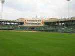 main field