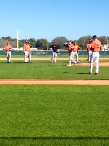 Some PFP. No bullpens today.